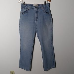 Levi's Relaxed Boot Cut high rise sz 14 jeans